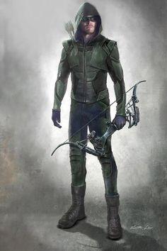 Manluyunxiao Green Arrow Cosplay Oliver Queen Blackish Green Suit Halloween C. Green Arrow Costume, Green Arrow Cosplay, Arrow Comic, Oliver Queen Arrow, Arrow Cw, Team Arrow, Green Arrow Bow, Green Arow, Armadura Do Batman