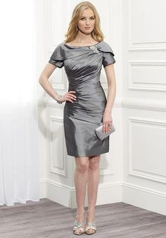 Val Stefani C2 MB7347 Mother Of The Bride Dress - The Knot