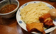 Tonight's special Tsukemen!  #dinner #tsukemen #menyamusashi #shinjuku #delicious #oishi #satisfied #burp by mingyoyo88