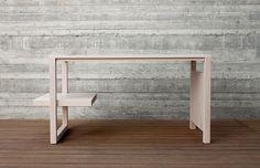atypical desk by marios karystios