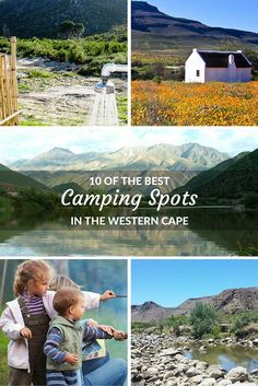 10 Of the Best Camping Spots in the Western Cape