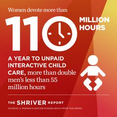 From A Woman's Nation Pushes Back from the Brink. Learn more at ShriverReport.org