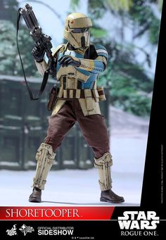 Star Wars Shoretrooper Sixth Scale Figure by Hot Toys   Sideshow Collectibles