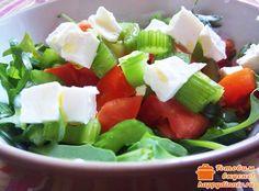 Салат с рукколой - Готовим вкусно!