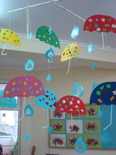 Wonderful Photographs preschool centers science Concepts Setting up facilities with preschool as well as kindergarten sessions could be a quite time consuming task. Kids Crafts, Rain Crafts, Toddler Crafts, Diy And Crafts, Craft Projects, Arts And Crafts, Paper Crafts, Diy Paper, Autumn Crafts