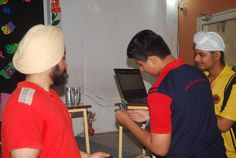 We recently organized science and innovative club in the presence of  Mr. Aman from #IITMumbai #EmpoweringStudents