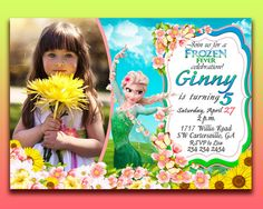 Hey, I found this really awesome Etsy listing at https://www.etsy.com/listing/231441013/frozen-fever-invitation-frozen-birthday