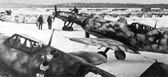 Bf 109 G6 II JG5 M Carganico Finland 1943