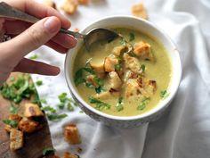 SMOOTH COOKING : ZÁKLADNÍ BROKOLICOVÁ POLÉVKA Cheeseburger Chowder, Soup, Ethnic Recipes, Soups