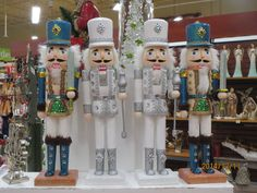 Nutcrackers from Home Expressions