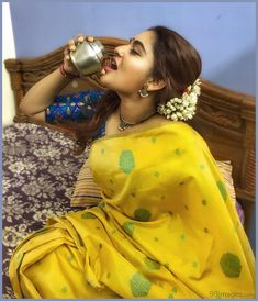 Prayaga Martin Hot HD Photos & Wallpapers for mobile - Indian Long Hair Braid, Braids For Long Hair, Prayaga Martin, Baby Boy Dress, Most Beautiful Indian Actress, Indian Beauty Saree, Beautiful Saree, India Beauty, Indian Actresses