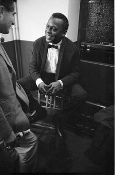 Miles Davis 1960:one of the legends of Jazz, I grew up listening to my dad playing Miles cd's over and over again.  photo  John Bulmer