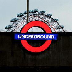 London Icons, London Eye, London Transport, Uk Photos, London Underground, Home And Away, Lashes, Tube, England