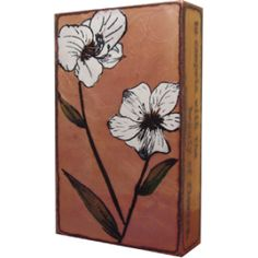 Andrics Flower #111 - Houston Llew Spiritiles | 1-888-264-4887 Art Leaders Gallery