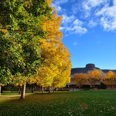 """This might be why they call it """"Colorful Colorado"""" #minesfall"""
