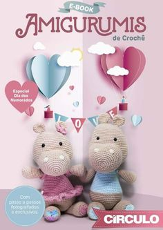Ideas For Knitting Animals Free Products Christmas Gift Knitting Patterns, Knitting Patterns Free, Knitting For Kids, Knitting For Beginners, Baby Knitting, Love Crochet, Crochet Toys, Crochet Baby, Crochet Magazine