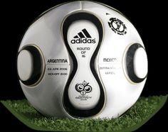 Michelle TalhamiBALONES DE FUTBOL · adidas Teamgeist 2006 Germany  (Argentina-Mexico game used) Soccer Ball a2dc7552b5cff