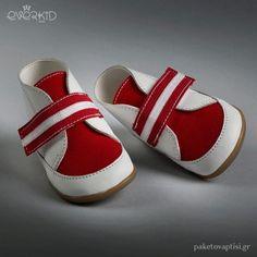 Παπουτσάκια με Velcro για τα Πρώτα Βήματα Everkid 9122A Boy Christening, Baby Shoes, Boys, Leather, Young Boys, Senior Boys, Sons, Baby Christening, Guys