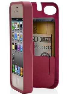 Item of the Day (8.14.12) This eyn case/wallet where you can keep your stash along with your iPhone 4/4S