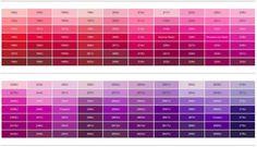 pantone pink - Penelusuran Google