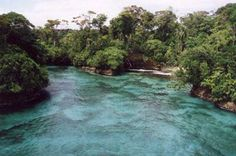 This is a National Marine Park in Panama.