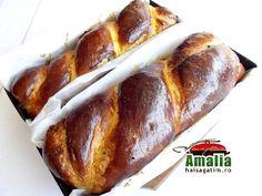 Cozonaci Romanian Desserts, Sweet Bread, Gnocchi, Holiday Recipes, Holiday Foods, Nutella, Baked Potato, Oreo, Banana Bread