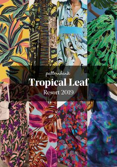 Resort 2019 - Print and Pattern Hightlights - Part 1 | Patternbank