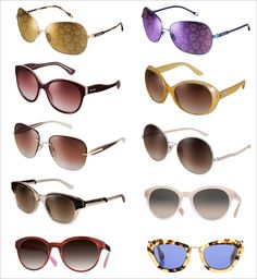 ba44b2adad51b Luxottica SS12 For Your Eyes Only, Paul Smith, Miu Miu, Ray Bans,