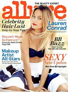 Lauren Conrad for Allure Magazine
