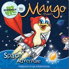 Mango Plumo's Space Adventure @meshweaver