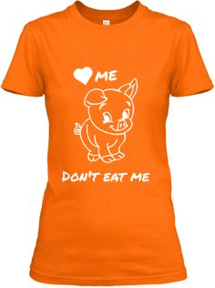 Love me DON'T EAT ME