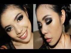 Smokey Eyes Prom Makeup Tutorial 2013