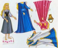 MUÑECAS PARA RECORTAR  En los años 50 era habitual que en algunas publicaciones se regalaran muñecas de papel, primero se editaba la muñ...