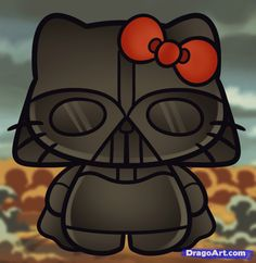 Darth Vader Kitty