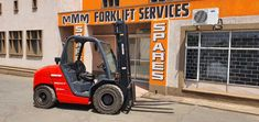 Manitou 3 Ton Diesel For Sale - Contact Marius Diesel For Sale, South Africa