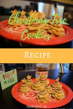 """Christmas will come soon, Had you already prepare some cookies for this sweet moment? if not, I have the new recipe to share """"The Christmas Tree Cookies"""". Christmas Tree Cookies, Christmas Desserts, Christmas Baking, Christmas Traditions, Baking With Toddlers, Cheap Christmas Gifts, Toddler Lunches, Diy Décoration, Holiday Recipes"""