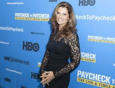 Maria Shriver Champion of Solo Moms.
