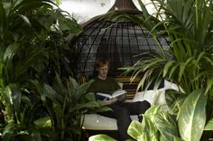 The 10 Coolest, Most Amazing Offices in the World