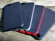 The Spigen Neo Hybrid Case for iPhone 6 and iPhone 6 Plus is aesthetically pleasing and comes with Advanced Shock Absorption Technology.