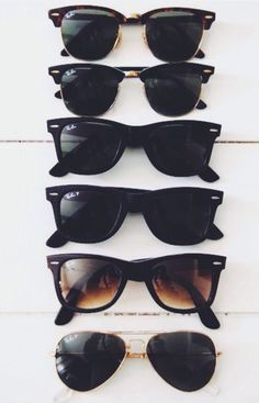 45b52b387a Ray Ban Sunglasses.... Idk which ones i want thou Discount Ray Ban