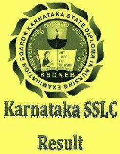 Karnataka SSLC Result