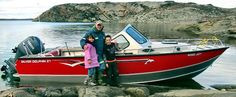 Aluminum Boat Gallery: Silver Dolphin Cuddy Cabin - Fab-Tech Industries Inc.