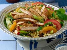 Dieses Gericht lebt vor allem von den Gewürzen: Also nur nicht sparsam sein, so holen Sie sich ein Stück Marokko in die Küche.