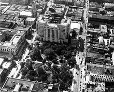Lafayette Square 1950's