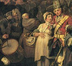 Kunstenaar: William Hogarth Gemaakt: 1749–1750
