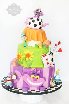 The Disney Cake Blog