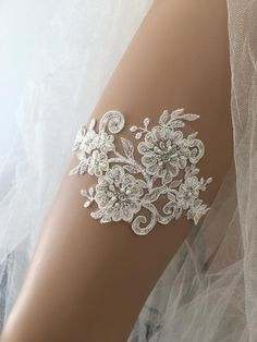 Your place to buy and sell all things handmade Lace Garter, Garter Set, Garter Wedding, Wedding Shoes, Bridal Lace, Bridal Garters, Barefoot Sandals Wedding, Bare Foot Sandals, Pink Quartz