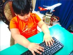 A six-year-old boy from Bangladesh is hoping to become the world's youngest computer expert after becoming obsessed with his mother's PC at the age of two.