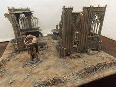 Raglan Builds An Epic Warhammer 40,000 Battle-scape