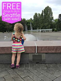 Wow! This is a really great list of FREE things to do in Seattle (with kids!)!